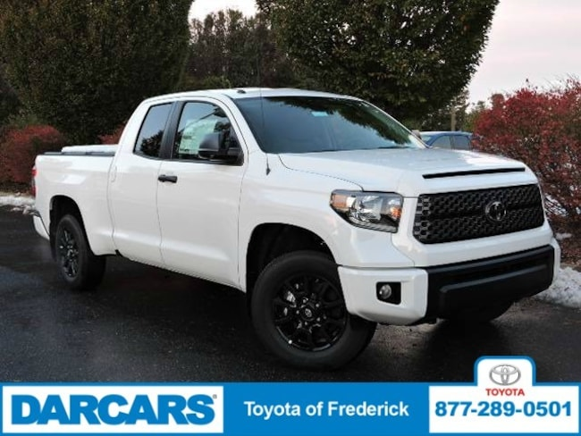 New 2019 Toyota Tundra SR5 5.7L V8 Truck Double Cab in Frederick, MD