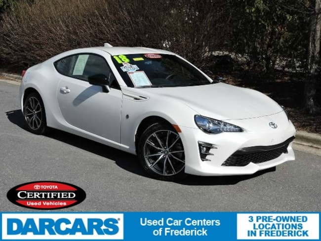 Used 2018 Toyota 86 GT Coupe in Frederick