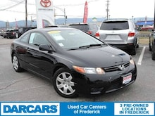 2008 Honda Civic LX Coupe