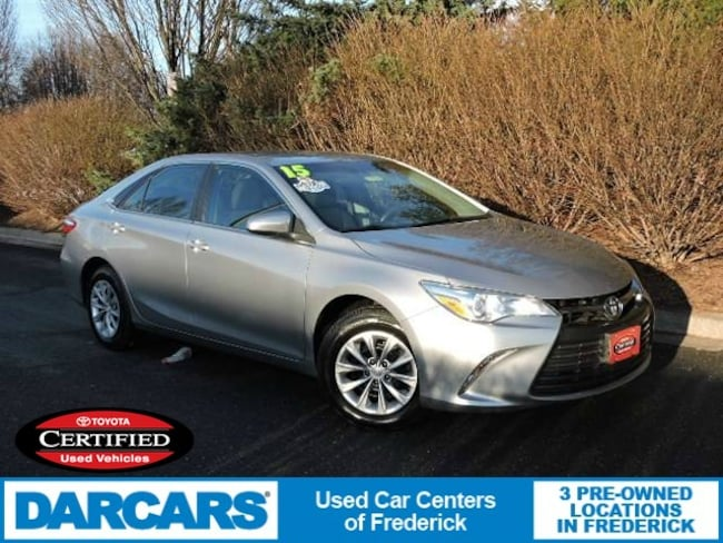 Used 2015 Toyota Camry LE Sedan in Frederick