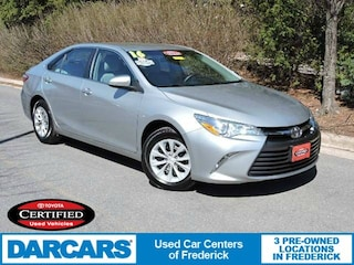 Certified 2016 Toyota Camry LE Sedan in Frederick