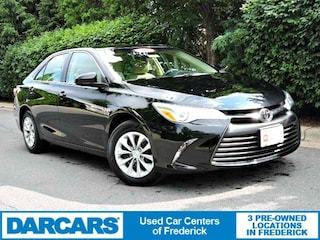Used 2016 Toyota Camry LE Sedan in Frederick