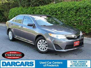 Certified 2013 Toyota Camry LE Sedan in Frederick
