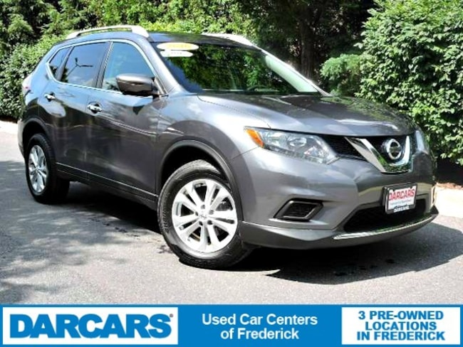 Used 2016 Nissan Rogue SV SUV in Frederick