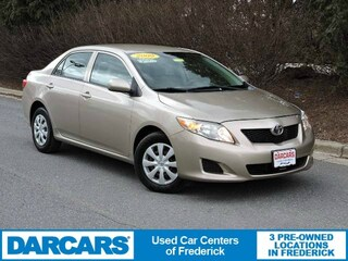 Used 2009 Toyota Corolla LE Sedan in Frederick