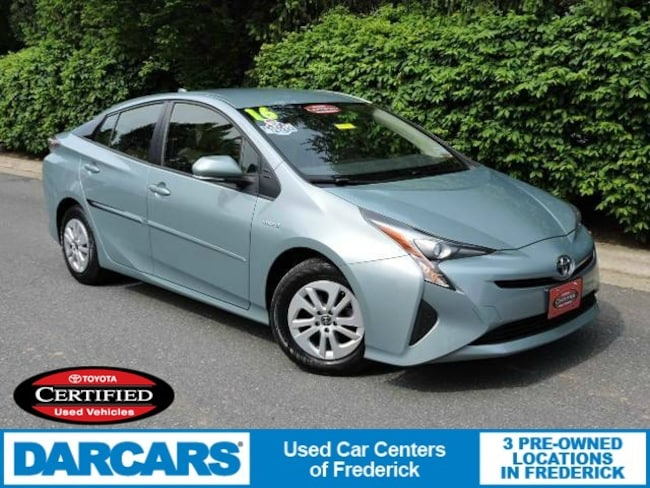Certified 2016 Toyota Prius Two Hatchback in Frederick