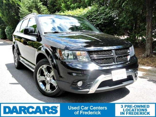 Used 2017 Dodge Journey Crossroad SUV in Frederick
