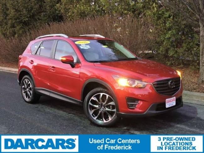Used 2016 Mazda Mazda CX-5 Grand Touring (2016.5) SUV in Frederick