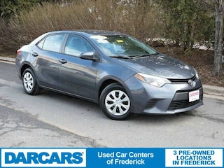 Used 2014 Toyota Corolla LE ECO Sedan in Frederick