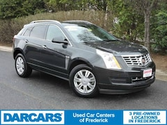 2015 CADILLAC SRX Luxury Collection SUV in Frederick, MD