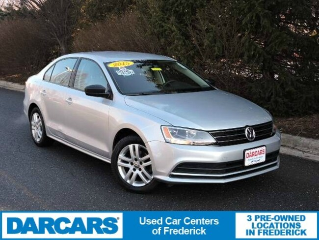 2015 Volkswagen Jetta 2.0L S w/Technology Sedan