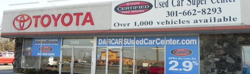 Used Car Dealerships In Frederick Md >> Darcars Used Car Center Used Car Dealer In Frederick Md