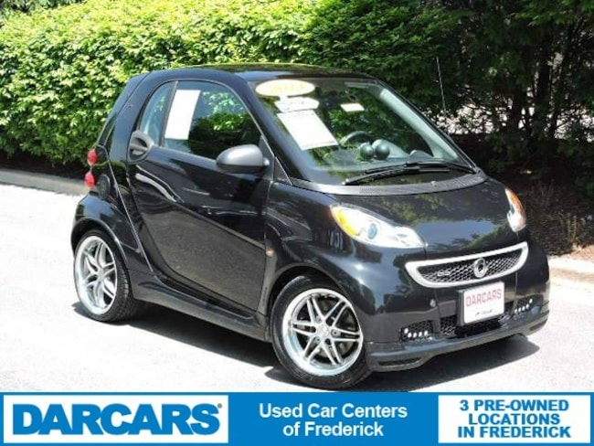 Used 2014 smart fortwo Coupe in Frederick