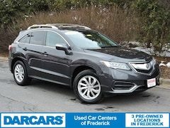 2016 Acura RDX RDX AWD with Technology Package SUV in Frederick, MD