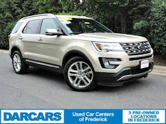 2017 Ford Explorer SUV in Frederick, MD