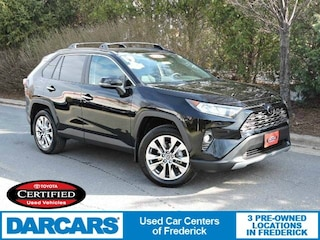 Certified 2019 Toyota RAV4 Limited SUV in Frederick