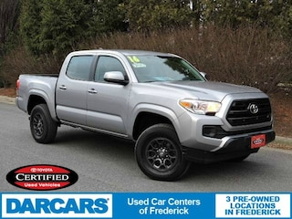 Certified 2016 Toyota Tacoma SR V6 Truck Double Cab in Frederick