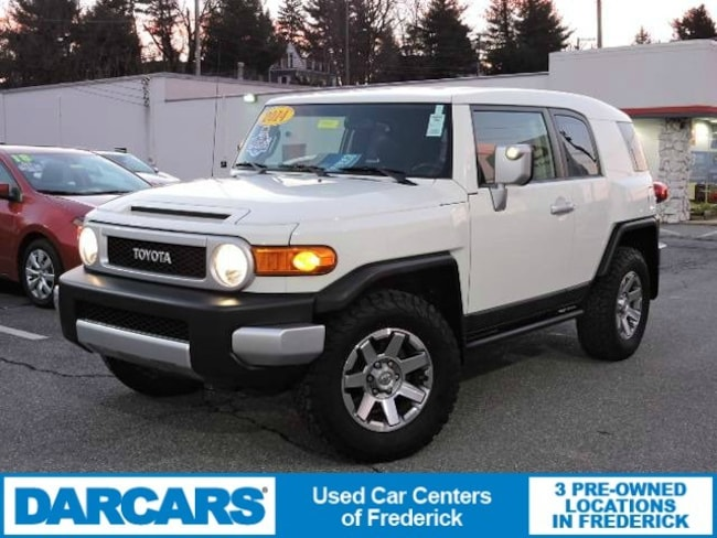 Used 2014 Toyota FJ Cruiser AT 4WD V6 SUV in Frederick
