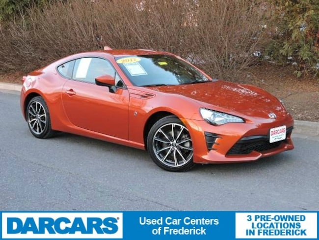 Used 2017 Toyota 86 Base Coupe in Frederick