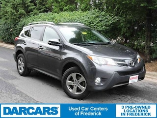 Used 2015 Toyota RAV4 XLE SUV in Frederick