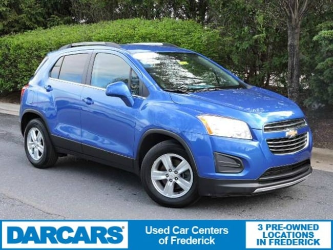 Used 2015 Chevrolet Trax LT SUV Frederick