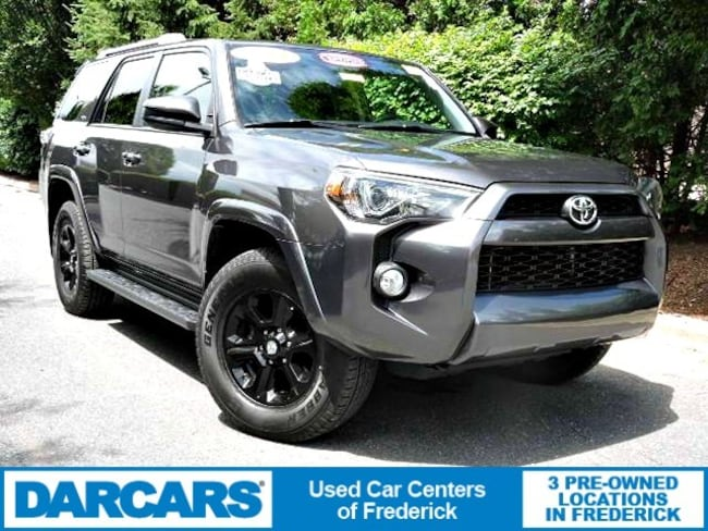 Used 2014 Toyota 4Runner 4WD SR5 SUV in Frederick