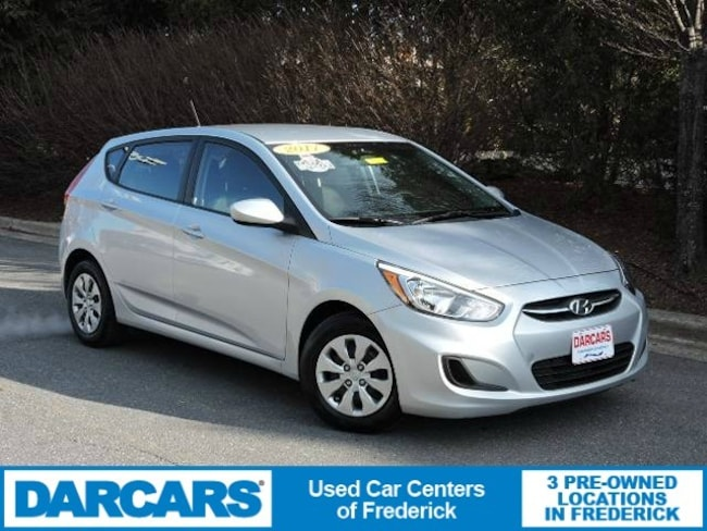 Used 2017 Hyundai Accent SE Hatchback in Frederick