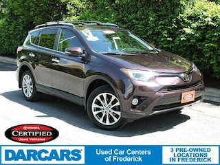Certified 2017 Toyota RAV4 Limited SUV in Frederick