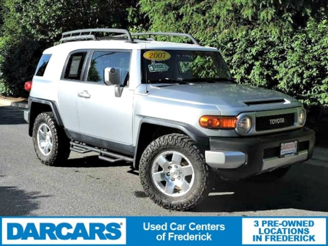 Used 2007 Toyota FJ Cruiser Base SUV in Frederick