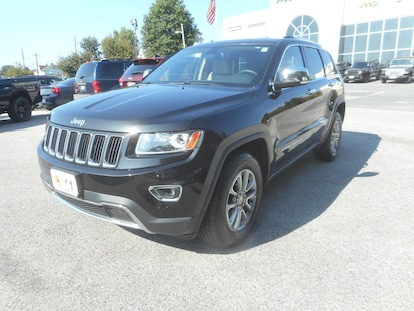 Used 2014 Jeep Grand Cherokee >> Used 2014 Jeep Grand Cherokee Limited 4x4 For Sale In Laurel Md Near Baltimore Bowie Silver Spring Clarksville Md Vin 1c4rjfbgxec423501