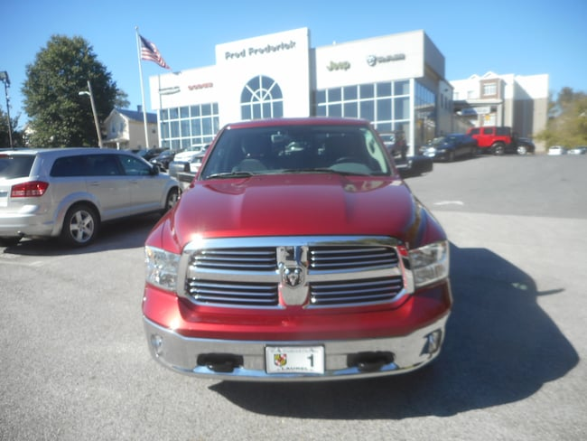 used 2014 ram 1500 slt 5 7l v8 hemi mds vvt for sale in laurel md near baltimore bowie. Black Bedroom Furniture Sets. Home Design Ideas