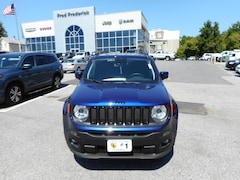 New 2018 Jeep Renegade ALTITUDE 4X2 Sport Utility 12131 in Laurel, MD