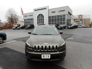 Used 2015 Jeep Cherokee Latitude 4x4 SUV 11159A in Laurel, MD