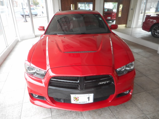 Used 2013 Dodge Charger SRT8 Sedan For Sale Laurel, MD