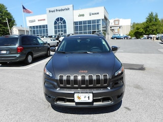 Used 2016 Jeep Cherokee Latitude 4x4 SUV 11775A in Laurel, MD