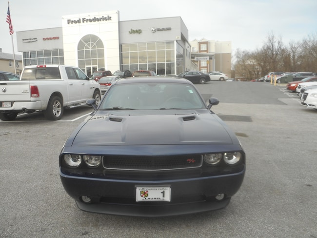 Used 2013 Dodge Challenger R/T Coupe For Sale Laurel, MD