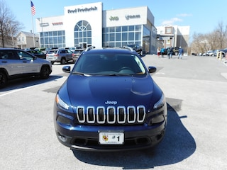 Used 2016 Jeep Cherokee Latitude FWD SUV 11072B in Laurel, MD