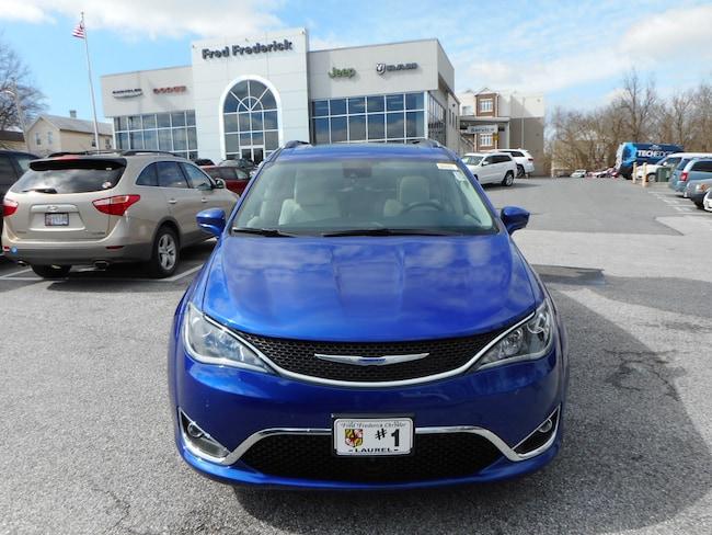 New 2019 Chrysler Pacifica TOURING L PLUS Passenger Van For Sale Laurel, MD