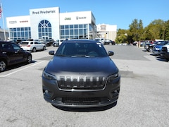 New 2020 Jeep Cherokee HIGH ALTITUDE 4X4 Sport Utility 12782 in Laurel, MD