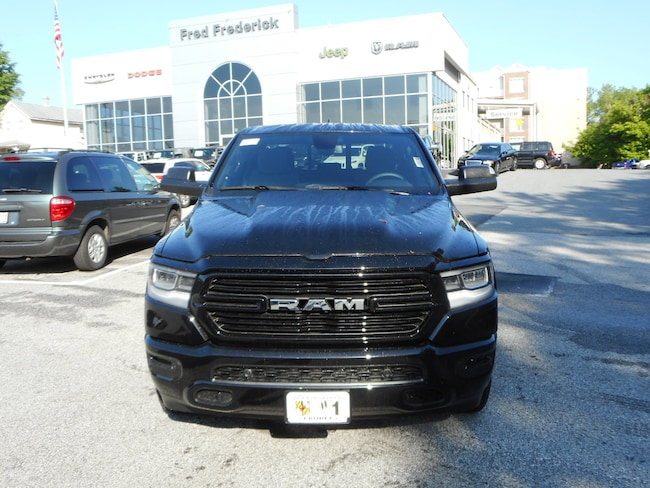 New 2019 Ram 1500 BIG HORN / LONE STAR QUAD CAB 4X4 6'4 BOX Quad Cab For Sale Laurel, MD