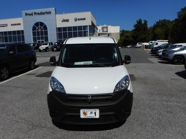 New 2018 Ram ProMaster City TRADESMAN CARGO VAN Cargo Van For Sale Laurel, MD