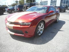 Used 2015 Chevrolet Camaro LT w/1LT Coupe 11551A in Laurel, MD
