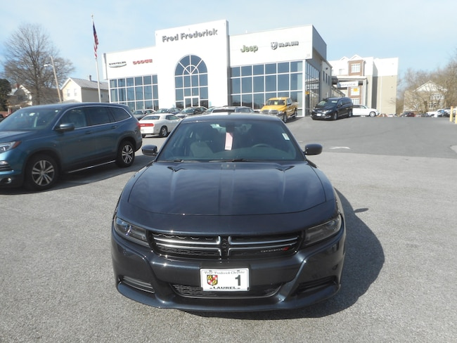 New 2017 Dodge Charger Se Awd For Sale Or Lease In Laurel Md Near
