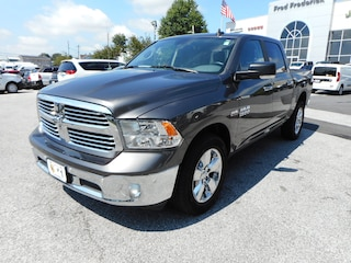 Used Commercial 2016 Ram 1500 SLT Truck Crew Cab 3C6RR7LT2GG112288 for sale in Laurel, MD