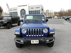 New 2018 Jeep Wrangler UNLIMITED SAHARA 4X4 Sport Utility 12341 in Laurel, MD