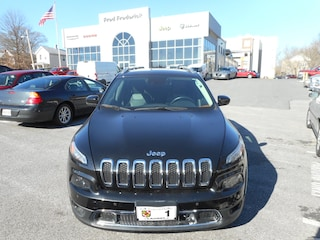 Used 2014 Jeep Cherokee Limited FWD SUV 10627A in Laurel, MD
