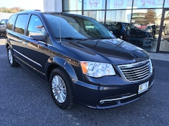 Used 2013 Chrysler Town & Country Limited Van for sale in Easton, MD