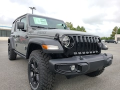 Used 2021 Jeep Wrangler UNLIMITED WILLYS 4X4 Sport Utility for sale in Easton, MD