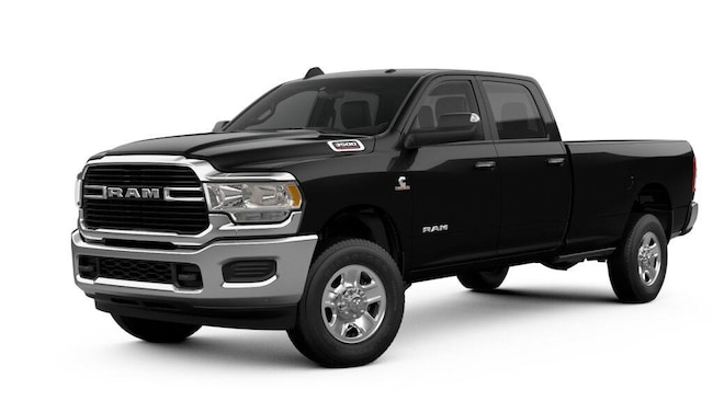 New 2019 Ram 3500 BIG HORN CREW CAB 4X4 8' BOX Crew Cab for sale in Easton, MD