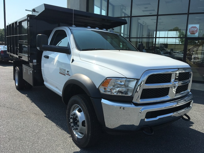 New 2018 Ram 5500 TRADESMAN REG CAB 12FT SWAMPY HALLOW LANDSCAPE For ...